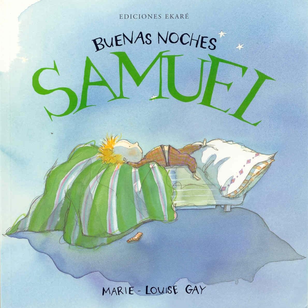 Buenas noches Samuel