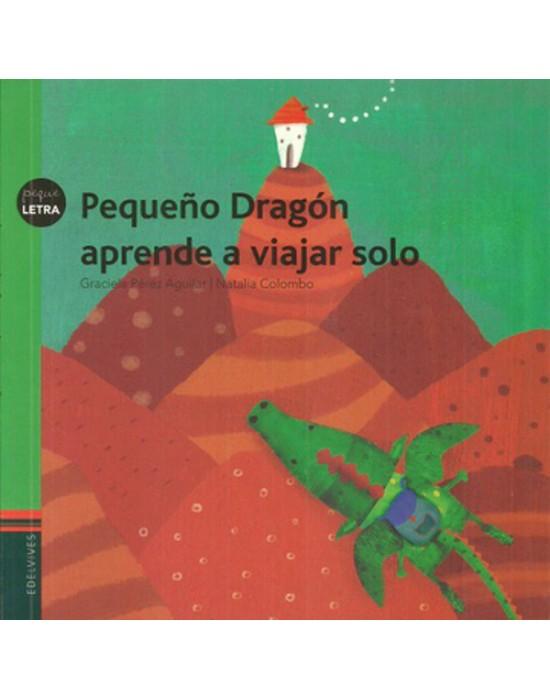 Pequeño dragón aprende a viajar solo