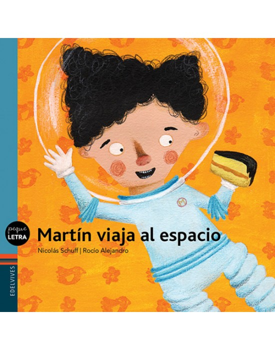 Martín viaja al espacio