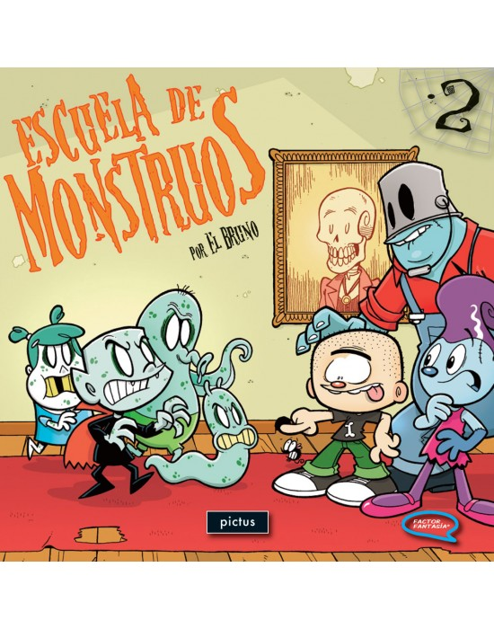 Escuela de monstruos Vol 2