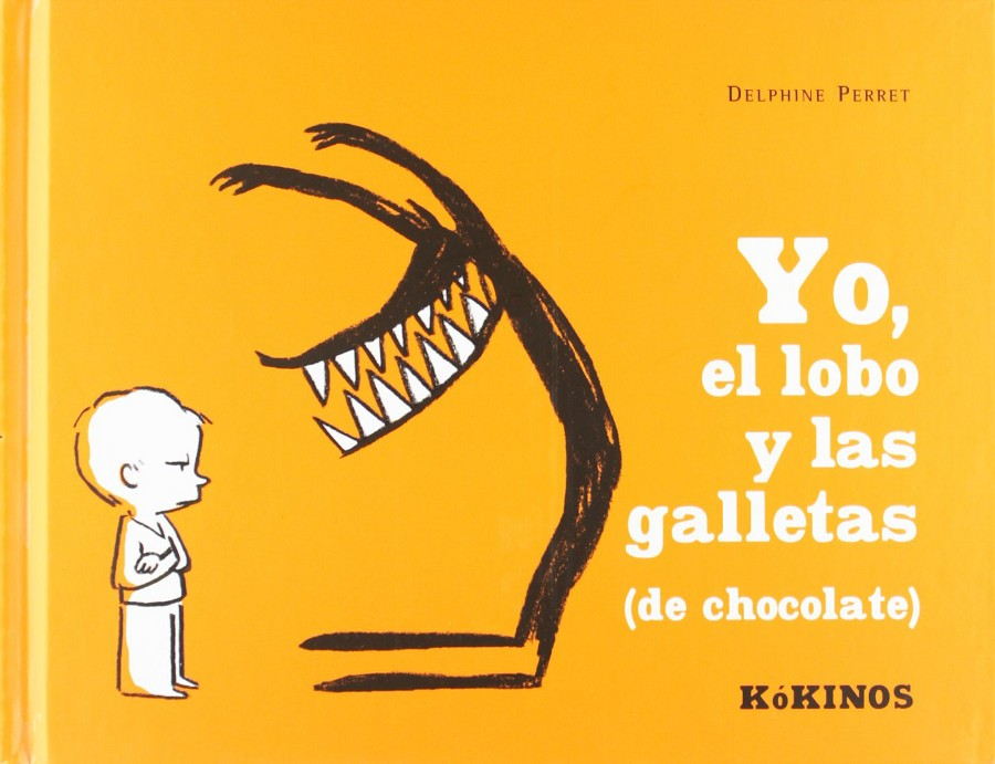 Yo, el lobo y las galletas (de chocolate)