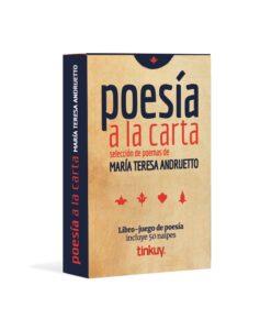 Poesía a la carta - Andruetto | Tinkuy