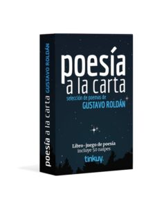 Poesía a la carta - Gustavo Roldán | Tinkuy
