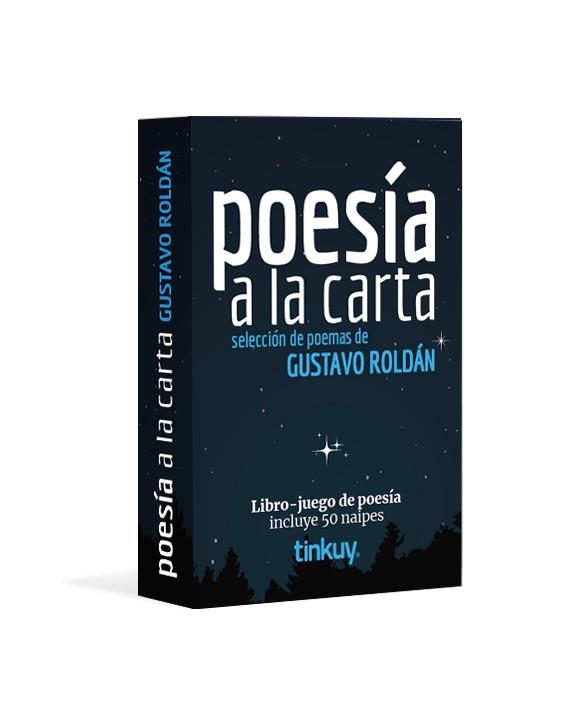 Poesía a la carta - Gustavo Roldán