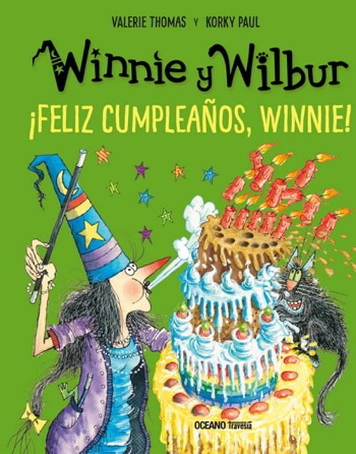 Winnie y Wilbur - Feliz cumpleaños Winnie