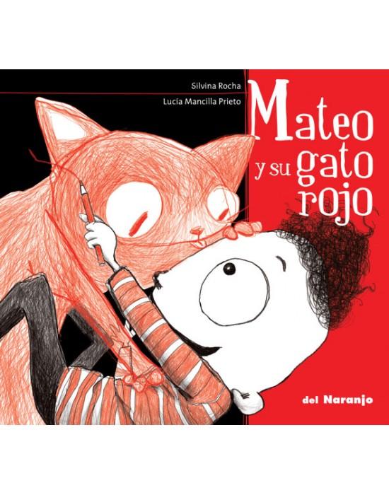 Mateo y su gato rojo