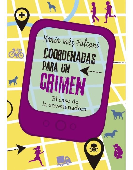 Coordenadas para un crimen 3 - El caso de la Envenenadora