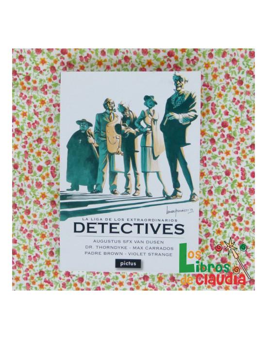 La liga de los extraordinarios detectives