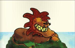 El león que no sabía escribir | Libros infantiles
