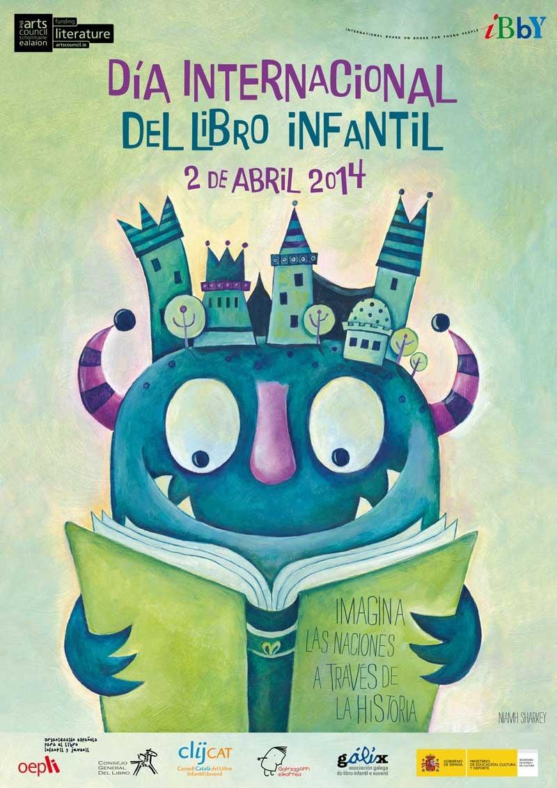 2 de Abril: Día Internacional del Libro Infantil | Los Libros de Claudia