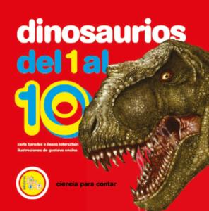 Dinosaurios del 1 al 10 | Iamiqué