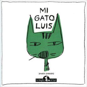 Mi gato Luis - Brujita de Papel