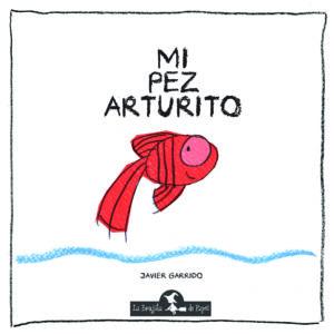 Mi pez Arturito | Brujita de Papel