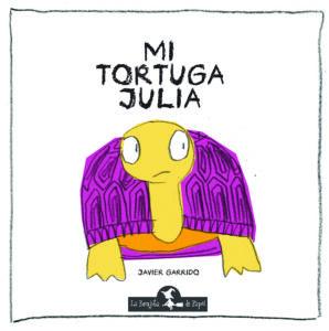 Mi tortuga Julia | Brujita de Papel