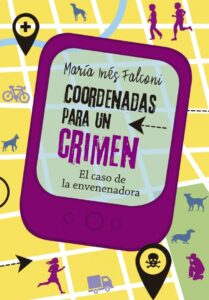 Coordenadas para un crimen 3 - El caso de la Envenenadora   PRH