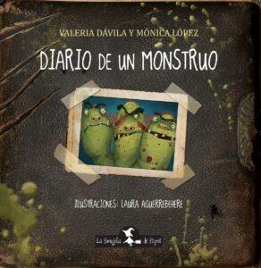 Diario de un monstruo | Brujita de Papel