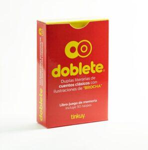 Doblete – Juego literario - Tinkuy