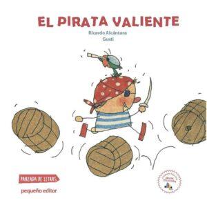 El pirata valiente | Pequeño Editor