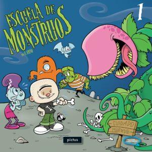 Escuela de Monstruos. Vol 1 - Pictus