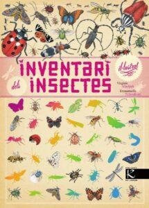 Inventario ilustrado de insectos - Kalandraka