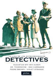 La liga de los extraordinarios detectives | Pictus