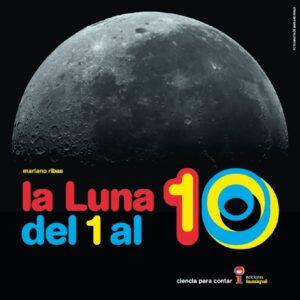 La luna del 1 al 10 | Iamiqué