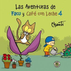 Las aventuras de Facu y Café con Leche 4 | Sudamericana