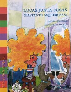 Lucas junta cosas (bastante asquerosas) | Sudamericana