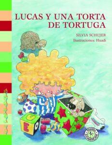 Lucas y una torta de tortuga | Sudamericana