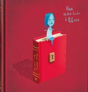 Una niña hecha de libros - Fondo de Cultura Económica