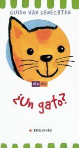 ¿Un gato? – Veo veo - Edelvives