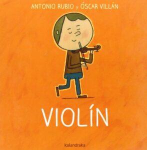 Violín | Kalandraka