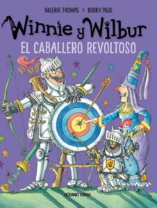Winnie y Wilbur. El caballero revoltoso - Océano