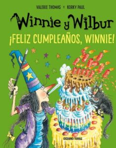 Winnie y Wilbur - Feliz cumpleaños Winnie | Océano