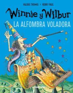 Winnie y Wilbur. La alfombra voladora | Océano