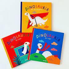 Dinosauria | Libros infantiles